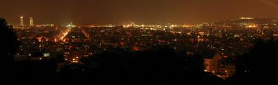 Panorama di Barcellona. Foto di José Porras